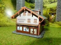 Drogerie Markt SUPERCOLOR Alpenhaus Haus NEU BELEUCHTET Spur N C13
