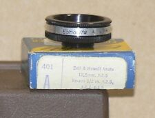 Ednalite Series A #401 Screw-On Lens Adapter w/Retaining Ring