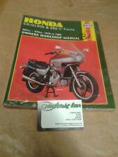 Haynes Manual For HONDA CX/GL500 & 650 V-Twins 497cc-673cc 1978 to 1986