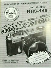 Nikon Historical Society Journal 2019: Current issue!