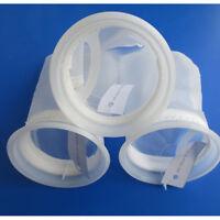 Filters 200 Micron Aquarium Reef Fish Tank Marine Sump Filter Sock Bag Divine A+