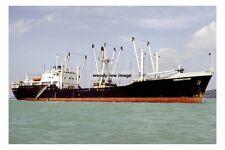 mc4453 - Panamanian Cargo Ship - Kwangchow , built 1963 ex Crusader - photo 6x4
