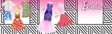 Barbie Fashionistas Doll Fashions 5 Pack Wardrobe Buildup FRL31