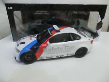 Bmw 1er M Coupé Safety Car 1:18 moto gp 2011 Minichamps 1 de 504 trozo en OVP