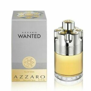 Azzaro Wanted 150ml EDT (M) SP Mens100% Genuine (New)