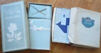 Vintage Greeting Cards & Stationery: 15 BOXES UNUSED 1930s-50s
