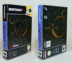 Nintendo 64 N64 Game CASE ONLY - Quake