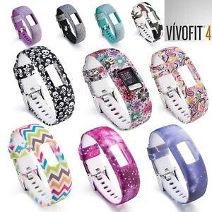 Motif Rechange Sangle Pour Garmin Vivofit 4 Boucle Bracelet Sport