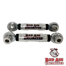 Can Am X3 RS Heavy Duty Rear Sway Bar Links 2017-18 Polished
