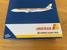 IBERIA Airbus A330-300 Diecast Model 1:400 Gemini Jets GJIBE1275 SPAIN EC-LUB