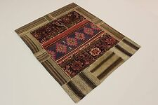 nomades patchwork Délavé Used Look PERSAN TAPIS tapis d'Orient 1,80 x 1,45
