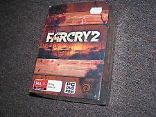 Far Cry 2 (Collectors Edition) (PC: Windows, 2008)