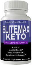 Elite Max Keto Weight Loss Pills - Elite Max Keto Pills Keto BHB Capsules - E...