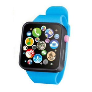 1 Pc Portable 3D Touch Screen Monitor Watch for Gift Kids Girls