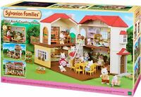 SYLVANIAN FAMILIES RED ROOF COUNTRY HOME KIDS TOY