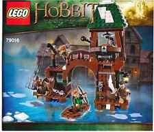 Lego New Instruction Manuel only for Set 79016 Attack on Lake-town Booklet