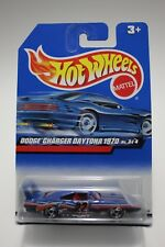 Hot Wheels Dodge Charger Daytona 1970 No. 2 of 4 26009 - 0814 BRAND NEW IN BOX