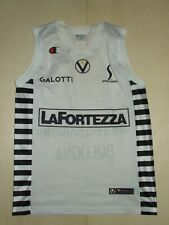 Shirt Maillot Tank Top Basketball Sport Virtus Bologna Size M