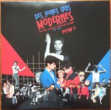 DES JEUNES GENS MÖDERNES Volume 2 French 80s post punk wave synth KAS PRODUCT