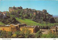 B87190 the castle edinburgh  scotland