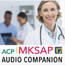 MKSAP 17 Audio Companion (New!)