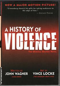A History of Violence tpb, John Wagner, Vince Locke