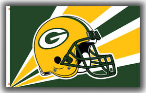 Green Bay Packers The winner of football Fan Flag 90x150cm3x5ft best banner