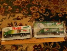 Household Cleaning Product Promos (LOT of 2) Semi Trucks *NIP* PERSIL + ARIEL