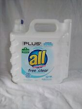 All Free and Clear laundry detergent 158 Loads, 237 fl oz