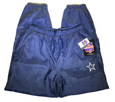 Vintage Men's NFL Game Day by Phenom Dallas Cowboys Windbreaker Pants Sz Medium