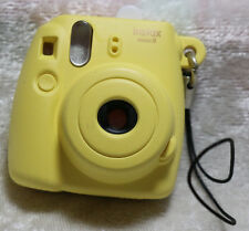 Doll size 1/3 1/4 Fujifilm Instax mini B Mini replica BJD Dollfie Yellow Camera