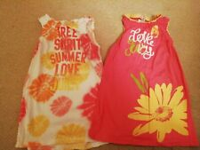 2 x Girls Toddler Summer Dresses JUICY COUTURE Age 18-24 Months