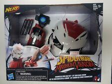 Spiderman Maximum Venom Venomized Iron Man Set