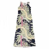 NWOT Tommy Bahama 100% Silk Floral Maxi Dress Size XS