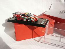 Bbr Ferrari 458 Italia Gt2 le Mans 2012 #71 1/43 Bbrc99