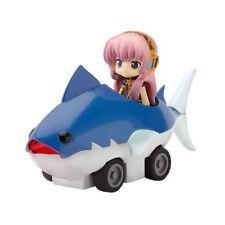 Nendoroid Vocaloid Pull-Back Car Mini Figure - 3 Ruka/Tuna (Japanese Import)