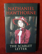 Nathaniel Hawthorne Scarlet Letter Classic Fiction Home School Novel Paperback