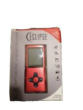Eclipse 180 4Gb Mp3 Music Movie Video Player Holds 2000 Songs Portable Audio