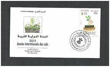 2015- Tunisia- International year of grounds – FDC