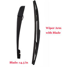 Rear Windshield Wiper Arm w/ Blade for 08-16 DODGE Grand Caravan Town & Country