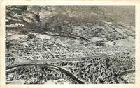Birdseye View Cleelum Washington 1955 RPPC Photo Postcard Ellis 1268