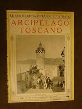Arcipelago Toscano, Portoferraio - Le Cento Città d'Italia illustrate