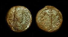 Anastasius I Decanummium Constantinople (21 mm, 4.5 gr)