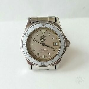 Tag Heuer 1000 Professional 200M Swiss Quartz Watch