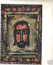 Art - cpsm - La Sainte Face par Georges ROUAULT (H7123)