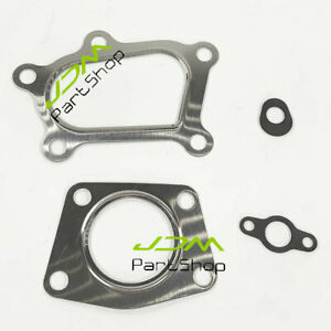 Turbo Manifold Exhaust Gaskets for Mazda 3 Mazdaspeed 6 2.3L DISI Stainless New