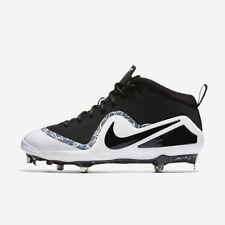 Hot Fashion Nike Force Zoom Trout 4 917837-001,Black/White/Black/Black - NIB