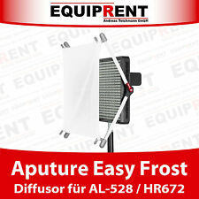 Aputure Easy Frost Diffusor / Softbox für AL-528 / HR672 LED Leuchten (EQM17)