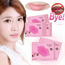 New BIOAQUA Moisturizing Collagen Crystal Lip Mask Remove Dead Skin Anti Chapped