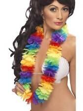Boas, écharpes et guirlandes multicolore pour déguisement et costume